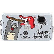 ZVex Vexter Series SHO Super Hard On Booster Guitar Effects Pedal