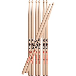 Vic Firth Buy 3-pair 5B sticks get 1 pair Free (P5B.3-5B.1)