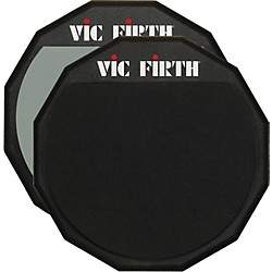 Vic Firth Double Sided Practice Pad (PAD12D)
