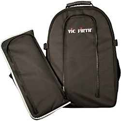 Vic Firth Drummer's Backpack With Removable Stick Bag (VICPACK)