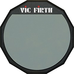 Vic Firth Single Sided Practice Pad (PAD12)