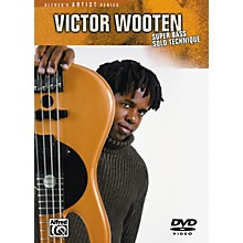 Alfred Victor Wooten - Super Bass Solo Technique (DVD)