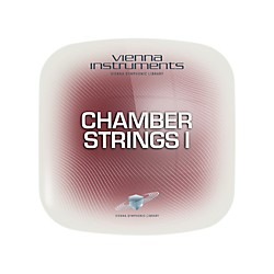 Vienna Instruments Chamber Strings I Standard Software Download (VSLV02)