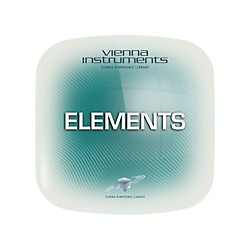 Vienna Instruments Elements Extended Software Download (VSLV17E)