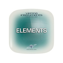 Vienna Instruments Elements Full Library (Standard + Extended) Software Download (VSLV17F)
