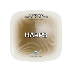 Vienna Instruments Harps Extended Software Download (VSLV05E)