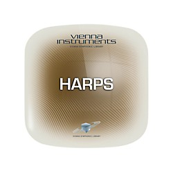Vienna Instruments Harps Full Library (Standard + Extended) Software Download (VSLV05F)