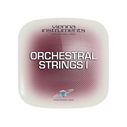 Vienna Instruments Orchestral Strings I Full Library (Standard + Extended) Software Download (VSLV03F)