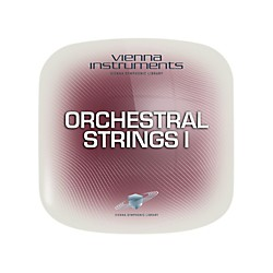 Vienna Instruments Orchestral Strings I Standard Software Download (VSLV03)
