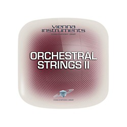 Vienna Instruments Orchestral Strings II Extended Software Download (VSLV04E)