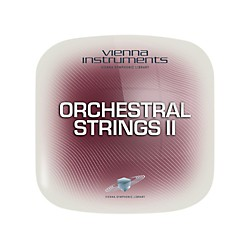 Vienna Instruments Orchestral Strings II Full Library (Standard + Extended) Software Download (VSLV04F)