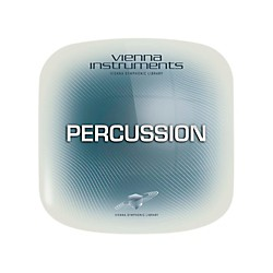 Vienna Instruments Percussion Extended Software Download (VSLV10E)