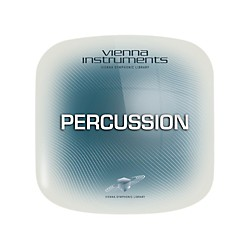 Vienna Instruments Percussion Standard Software Download (VSLV10)