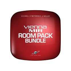 Vienna Instruments RoomPack Bundle (includes RoomPack 1, 2, 3 & 4)  Software Download (VSLRB0)