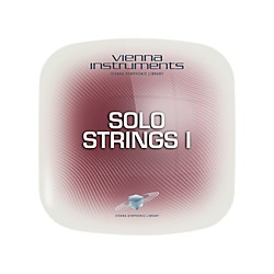 Vienna Instruments Solo String I Standard Software Download (VSLV01)