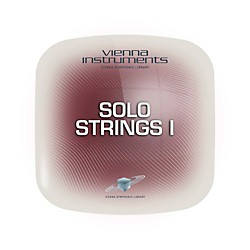 Vienna Instruments Solo Strings I Extended Software Download (VSLV01E)