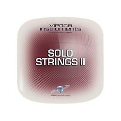 Vienna Instruments Solo Strings II Extended Software Download (VSL21E)