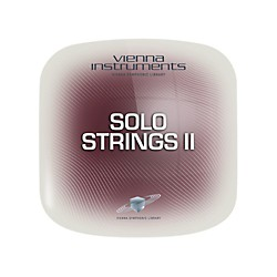Vienna Instruments Solo Strings II Standard Software Download (VSLV21)