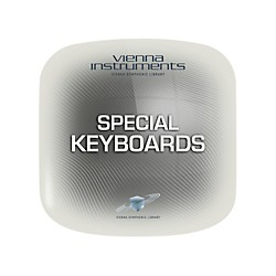 Vienna Instruments Special Keyboards Software Download (VSLV18)