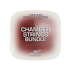 Vienna Instruments Vienna Chamber Strings Bundle Extended (requires standard) Software Download (VSLVCSBE)