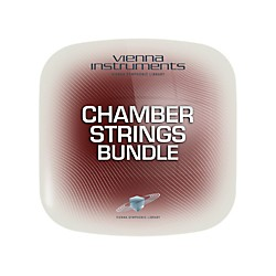 Vienna Instruments Vienna Chamber Strings Bundle Standard Software Download (VSLVCSB)