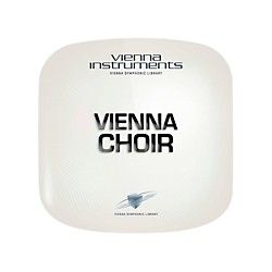 Vienna Instruments Vienna Choir Extended Software Download (VSLV23E)