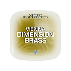 Vienna Instruments Vienna Dimension Brass Software Download (VSLV24)