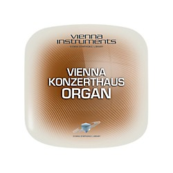 Vienna Instruments Vienna Konzerthaus Organ Software Download (VSLV15)