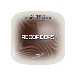Vienna Instruments Vienna Recorders Software Download (VSLV26)