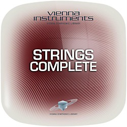 Vienna Instruments Vienna Strings Complete Full Library (Standard + Extended) Software Download (VSLVSPF)
