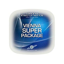Vienna Instruments Vienna Super Package Extended (requires standard) Software Download (VSLVSUPE)