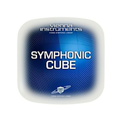 Vienna Instruments Vienna Symphonic Cube Extended (requires standard) Software Download (VSLVSCE)
