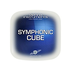 Vienna Instruments Vienna Symphonic Cube Full Library (Standard + Extended) Software Download (VSLVSCF)