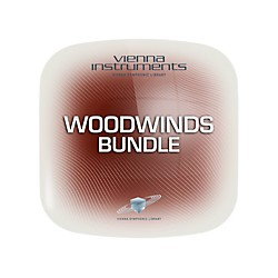 Vienna Instruments Vienna Woodwinds Bundle Standard Software Download (VSLVWWB)