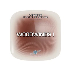Vienna Instruments Woodwinds I Extended Software Download (VSLV06E)