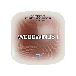 Vienna Instruments Woodwinds I Standard Software Download (VSLV06)