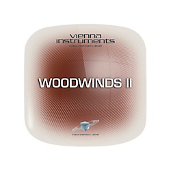 Vienna Instruments Woodwinds II Extended Software Download (VSLV07E)
