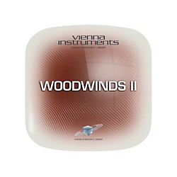 Vienna Instruments Woodwinds II Full Library (Standard + Extended) Software Download (VLSV07F)