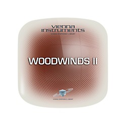 Vienna Instruments Woodwinds II Standard Software Download (VSLV07)
