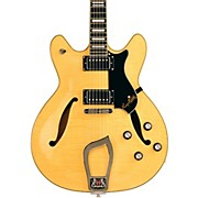 Hagstrom Viking Deluxe Semi-Hollow Electric Guitar