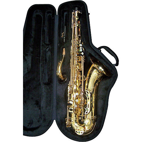 International Woodwind Vintage Dark Lacquer Tenor Saxophone Vintage Dark Lacquer