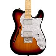 Squier Vintage Modified 72 Telecaster Thinline Maple Neck Electric Guitar