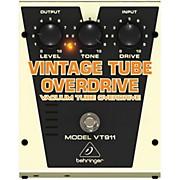 Behringer Vintage Tube Overdrive VT911 Effects Pedal