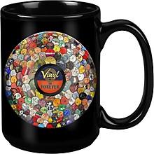 Taboo Vinyl Is Forever Black Mug 15 oz