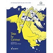Schott Violas for Christmas (20 Christmas Carols for One or Two Violas) Schott Series