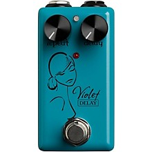 Red Witch Violet Delay Guitar Effects Pedal