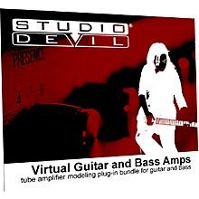 Studio Devil Virtual Guitar and Bass Amp Bundle