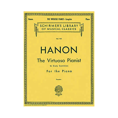 Hal Leonard Virtuoso Pianist in 60 Exercises - Complete-thumbnail