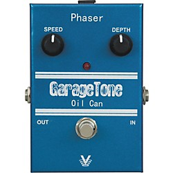 Visual Sound GarageTone Series Oil Can Phaser Guitar Effects Pedal (GTOIL)