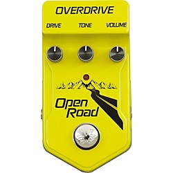 Visual Sound V2 Open Road Overdrive Guitar Effects Pedal (V2OR)